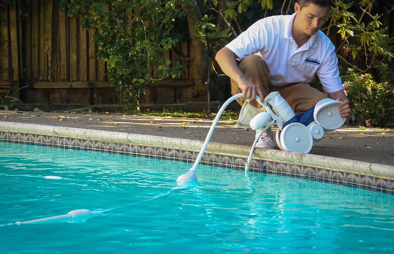 Pool Chemicals and Equipment