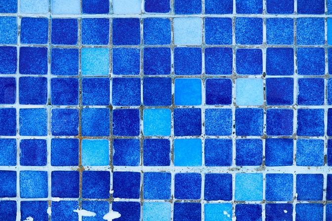 Brush the Pool Tiles