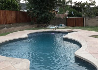 Mini Pebble and Tile in Simi Valley