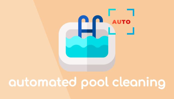 automated pool cleaning