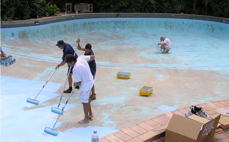 Pool professionals