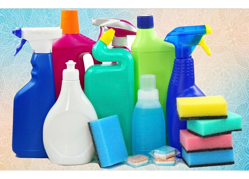 You don't need to store chemicals
